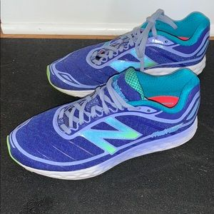 New Balance Fresh Foam Boracay, size 9.